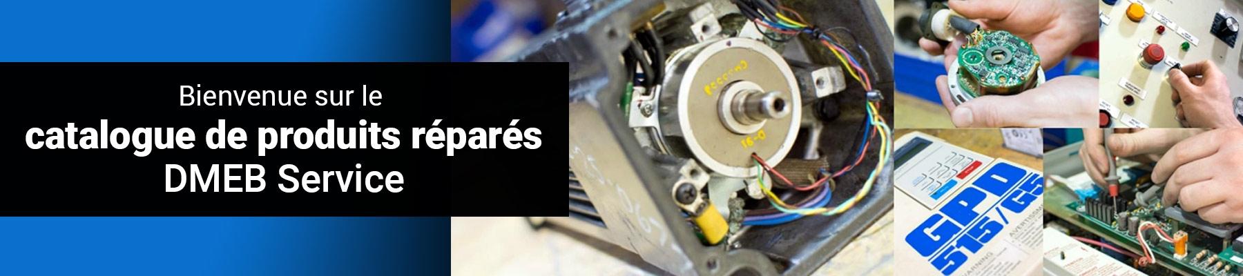 Réparation et maintenance électronique industrielle