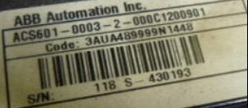 ACS601-0006-2 www.dmebservice.com