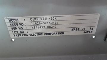 CIMR-MTIII-15K www.dmebservice.com